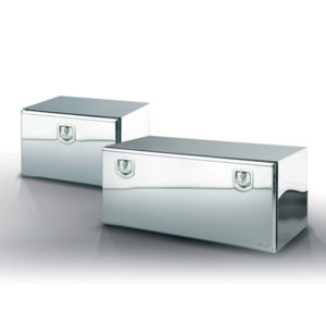 Bawer Stainless Steel Toolboxes